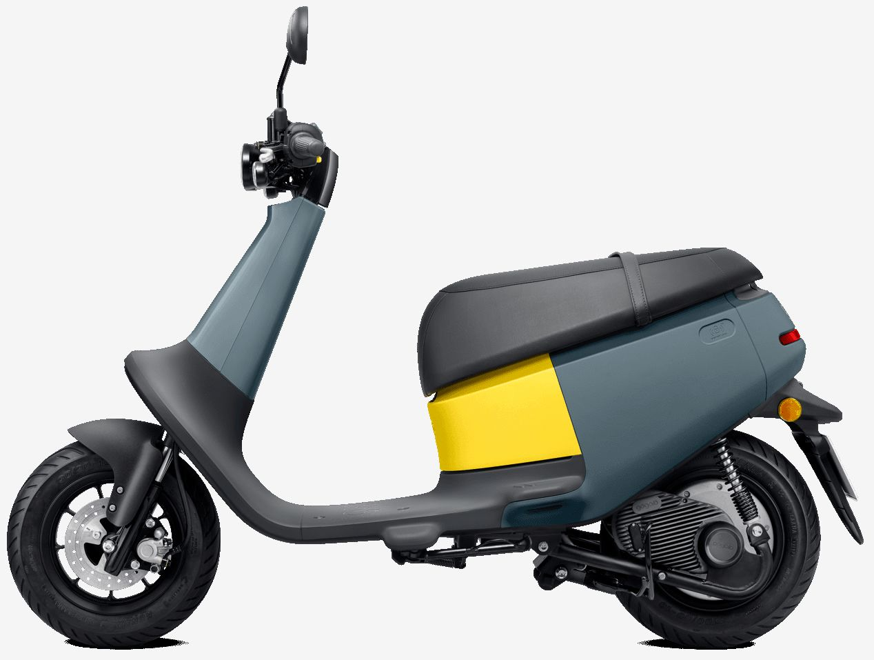 Iq Air Filters >> Gogoro VIVA – 🛵 Scooter Électrique 2019
