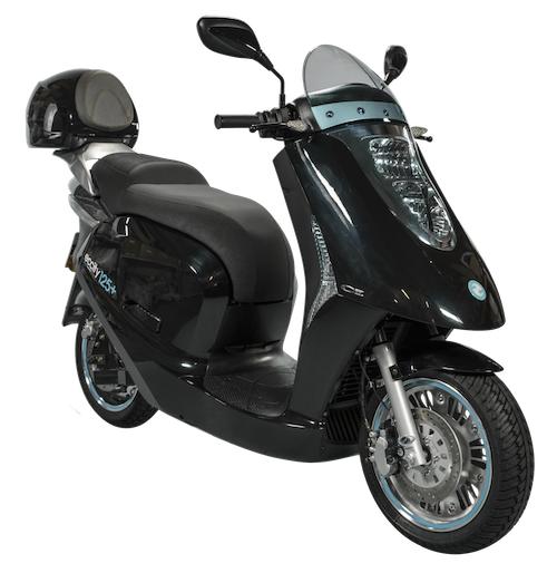 eccity 125 scooter lectrique 2019. Black Bedroom Furniture Sets. Home Design Ideas