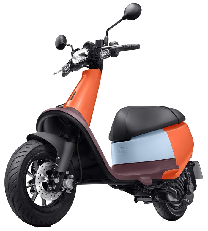 Iq Air Filters >> Gogoro VIVA – 🛵 Scooter Électrique 2019